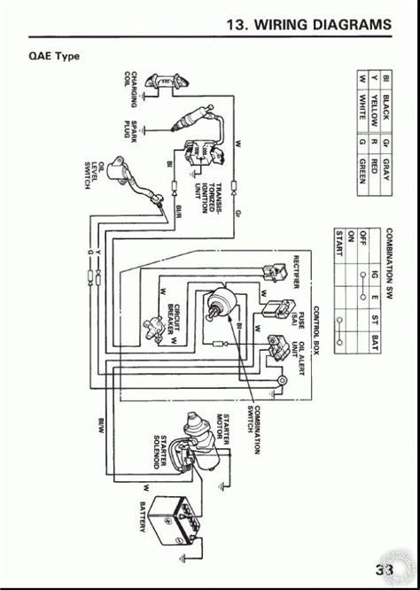honda gx 340 wiring diagram get free image about wiring