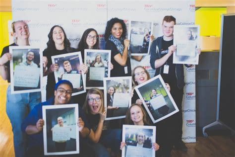student part of pulitzer team american university tedx columbia college chicago returns to cus business