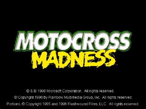 motocross madness 1 abandonware motocross madness