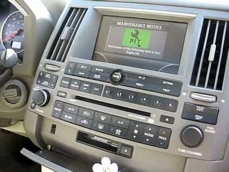 electronic throttle control 2004 infiniti fx electronic valve timing 2004 infiniti fx45 problems videolike
