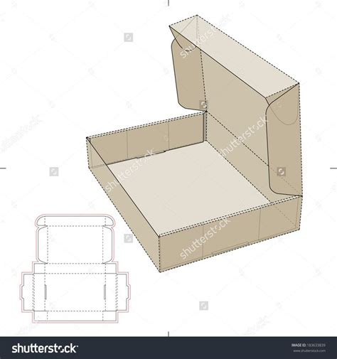 corrugated box template 1451 best images about box on favor boxes