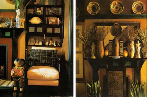 Inspired Home Interiors by Classic African Inspired Interior Ethniciti