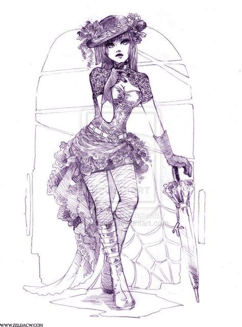30  Cool Fashion Sketches