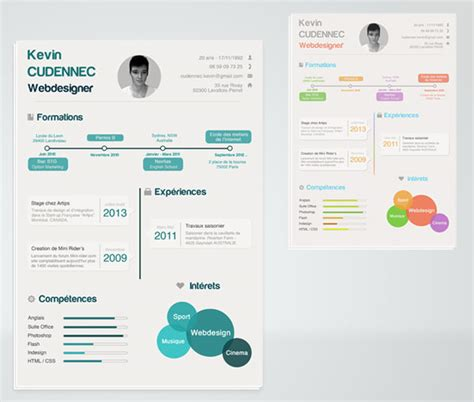 Free Online Resume Builder Tool by Ultimate Infographic Resource Kits For Designers Hongkiat