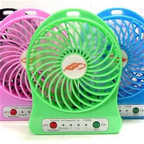 Kipas Angin Kecil Pakai Baterai Jual Kipas Angin Usb Mini Kipas Angin Kecil Charger Fan Mini Usb Batrei Shoppingonline88