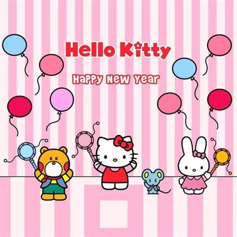 hello kitty new year wallpaper sanrio hello kitty happy new year hello kitty sanrio