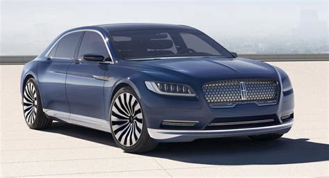 lincoln continental concept previews all new size