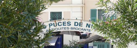 MARCHÉ AUX PUCES Marchés Nice Côte d'Azur