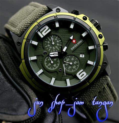 jual jam tangan pria swiss army original sport terbaru
