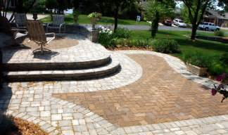 Brick Pavers Patio Brick Paver Patios