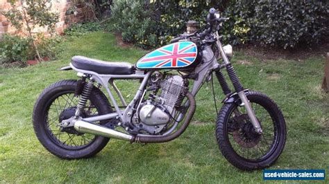 Suzuki Gn400 Parts 1982 Suzuki Gn 400 For Sale In The United Kingdom