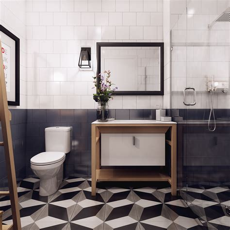 scandinavian bathroom 10 stunning apartments that show off the beauty of nordic