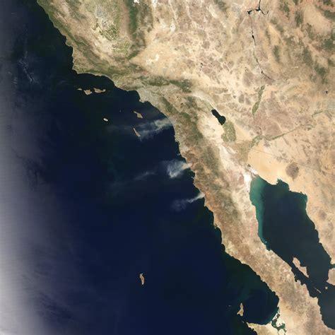 California Records 2017 Nasa Visible Earth Wildfires In California