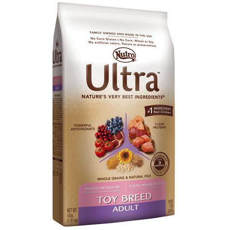 nutro ultra food nutro ultra breed food 4 lb