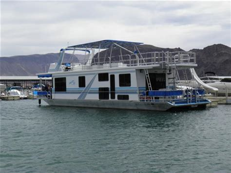 new boats for sale in las vegas 1996 sumerset houseboats 14x58 house boat las vegas nv for