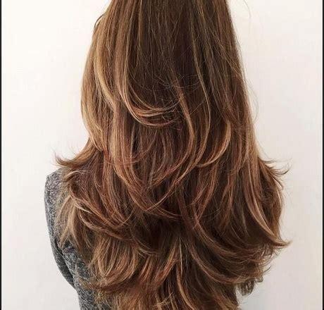Stufenschnitt Lange Haare by Stufenschnitt Lange Haare 2018