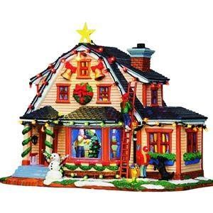beautiful lemax christmas village displays it s