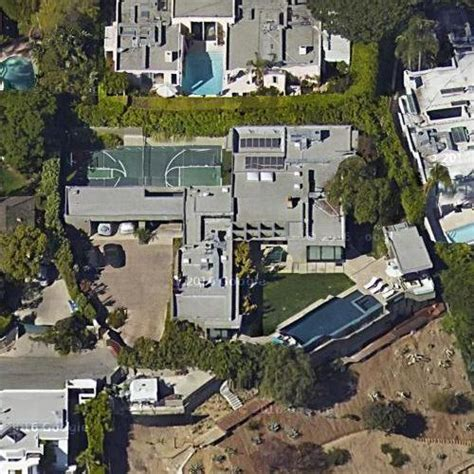leo dicaprio house leonardo dicaprio s house in los angeles ca google maps