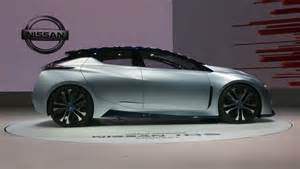 Nissan Electric Cars 2017 2017 Nissan Leaf Electric Car Of A New Era Review And