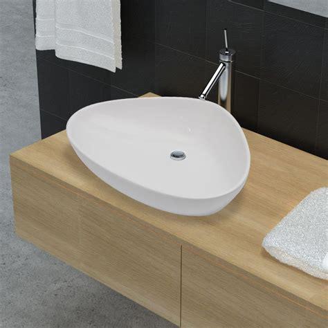 triangular bathroom sinks bathroom porcelain ceramic sink basin white triangular