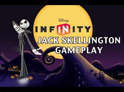disney infinity skellington gameplay disney infinity skellington the nightmare before