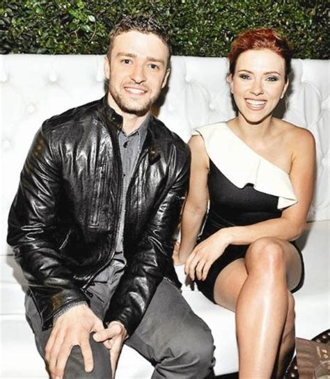 Johansson And Justin Timberlake Are Totally Doing It by Fashion Enn Quot What Goes Around Comes Around Quot