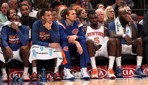 knicks bench new york knicks free agent options