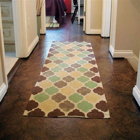 unique flooring 5 low cost diy ideas green homes