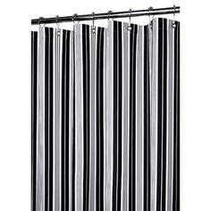 black white stripe shower curtain 1000 images about black and white striped shower curtain
