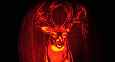 9 best hunting themed jack o lanterns
