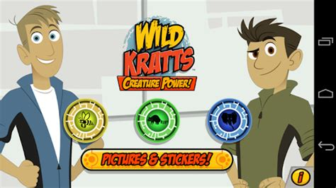 kratts creature power apk app kratts creature power apk for windows phone android and apps