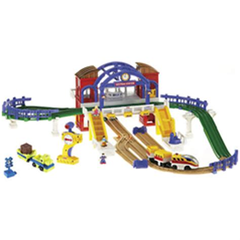 Fisher Price GeoTrax Transportation System   SheSpeaks Reviews