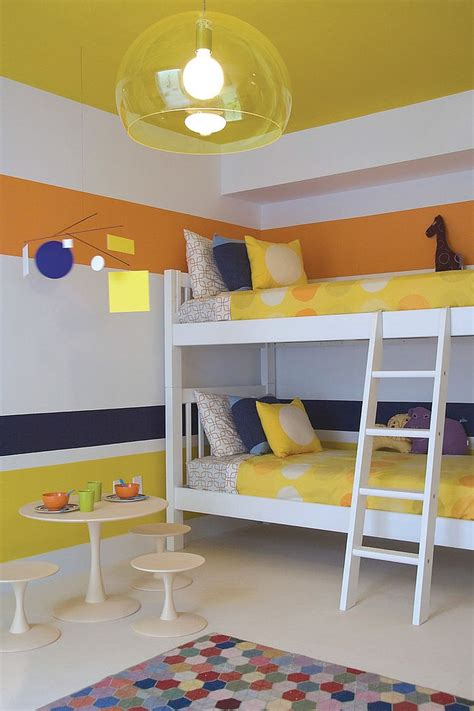 kid room design trendy and timeless 20 rooms in yellow and blue