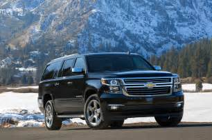 2015 chevrolet tahoe suburban and gmc yukon xl and
