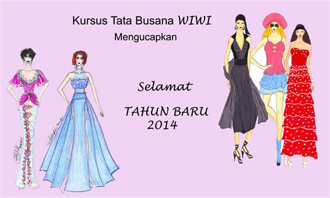fashion illustration kursus kursus tata busana wiwi your is now just a click