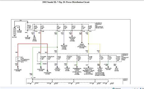 suzuki sx4 2008 radio wiring diagram get free image