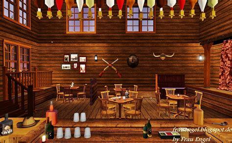 Cowboy Bedroom Ideas my sims 3 blog saloon in the wild west by frau engel