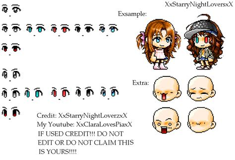 All Maplestory Faces | maplestory all faces royal kms ver 1 2 154 dual blade