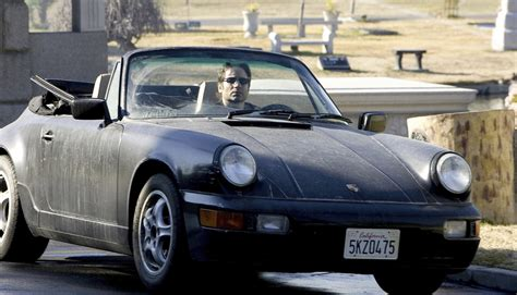 porsche californication j suis hank moody sans la porsche bill gates sans les