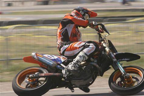 Utah Ktm Dealers Nicoll Wins Ama Supermoto Unlimited Chionship Racer X
