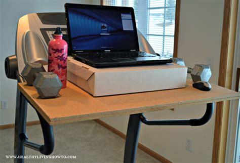 Treadmill Desk Diy Diy Treadmill Desk Building A Treadmill Desk