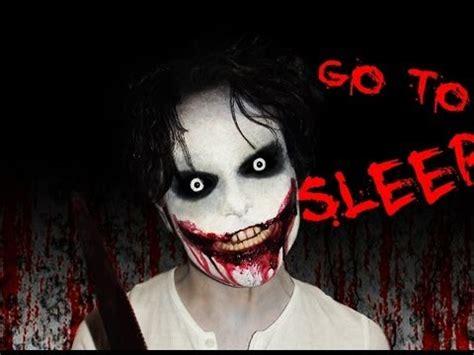 Jeff The Killer Makeup Tutorial | jeff the killer creepy pasta makeup tutorial go to
