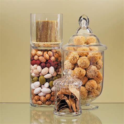 themes in the glass jar decorative glass apothecary jars decorating ideas by