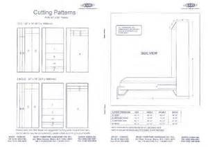Murphy Bunk Bed Plans How To Build A Murphy Bed Free Plans Woodworking Projects Plans