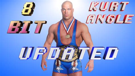 wwe theme songs kurt angle wwf wwe 8 bit kurt angle theme quot updated quot youtube