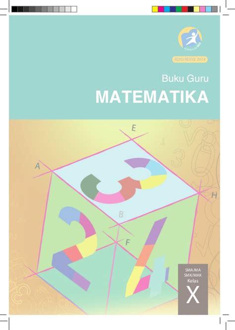 Buku Aksi Matematika Smk Mak Xii buku pegangan guru matematika sma smk kelas 10 kurikulum