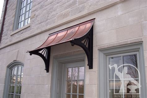 wrought iron awnings iron awning 28 images wrought iron awning sezione