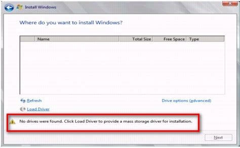 diskpart format while installing windows hard disk not detected during windows installation solved