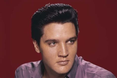 Elvis Hairstyle by Elvis Planned To Perform In And Japan