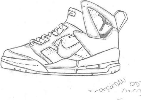 imagenes de zapatos a lapiz imagenes de zapatos nike para dibujar imagui